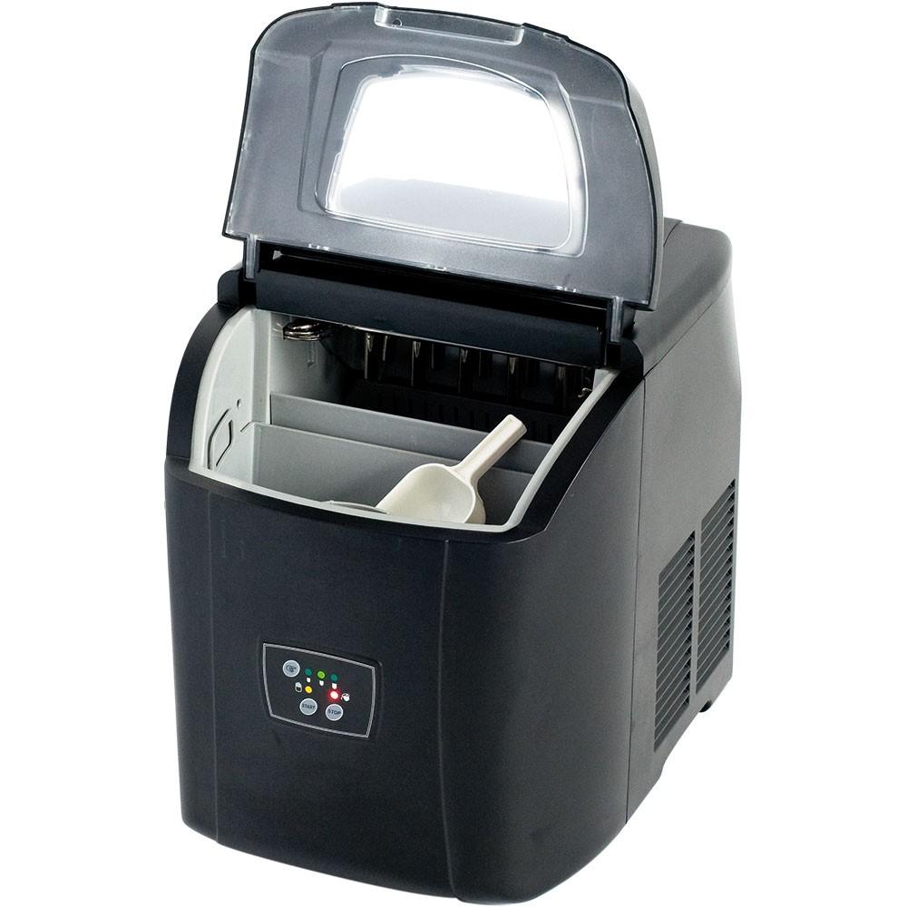 Isterningmaskine - Manuel opfyldning af vand - 12 kg per. dag