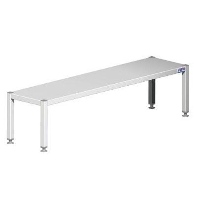 rustfri bord Rustfri bord   Bænk som er fremstillet af stål i høj kvalitet rustfri bord